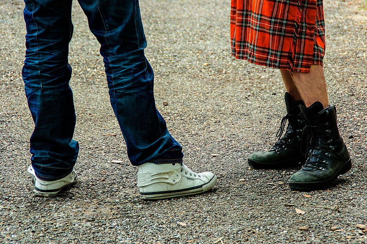 Elige faldas para hombres  3eeb9831dc6f